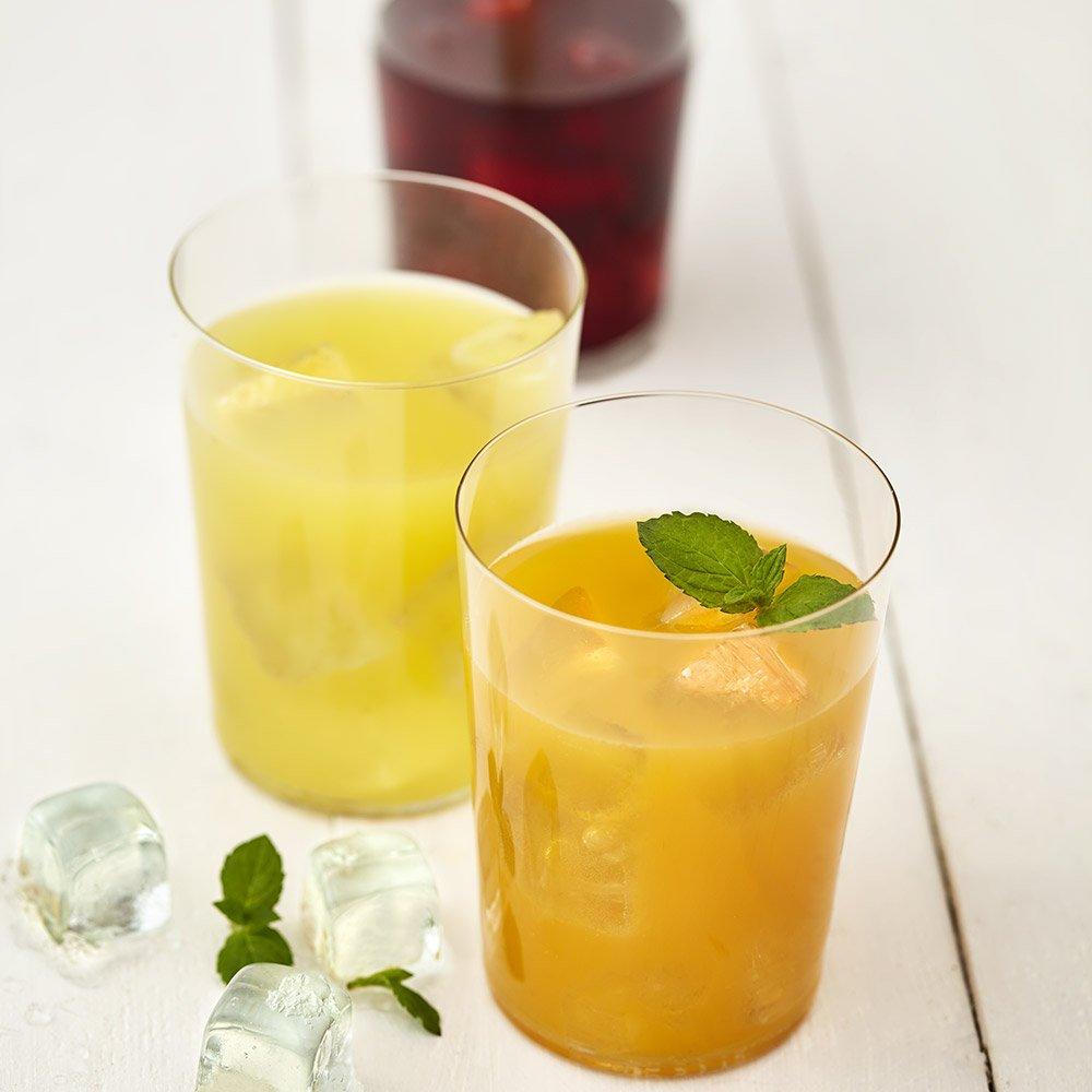 Hydrosol - Produkte - Fruchtsaft-Getraenke